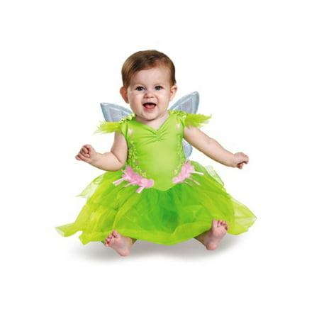 Disney Tinkerbell Baby Girls' Costume - (6-12 Months)
