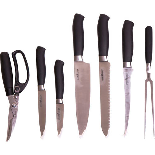 Camp Chef 9-Piece Stainless Steel Professional Knife Set