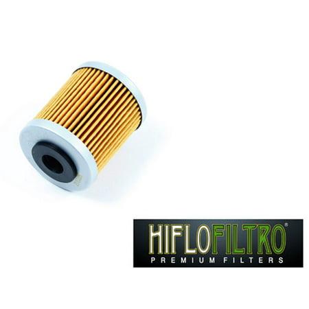 Jt Sprocket HF651  Ktm Motorcycles 690 Duke2012-2012 Hi Flo - Oil Filter