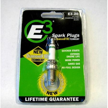 E3 Small Engine Spark Plug E3.20, Pack of 1