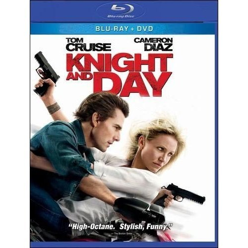 Knight And Day (Blu-ray + DVD) (With INSTAWATCH) (Widescreen)