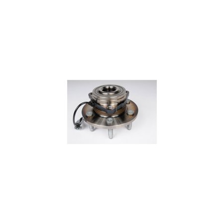 AC Delco FW346 Wheel Hub For Cadillac Escalade, Front Driver or Passenger (00 Cadillac Escalade Carpet)