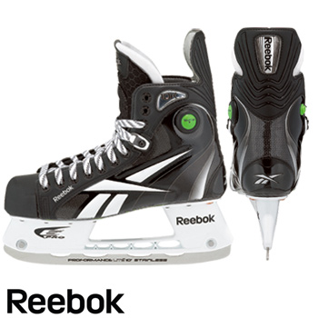 New Reebok 10K Pump SK10KP Ice Hockey Skates JR Size 4 D Youth Skate by Reebok