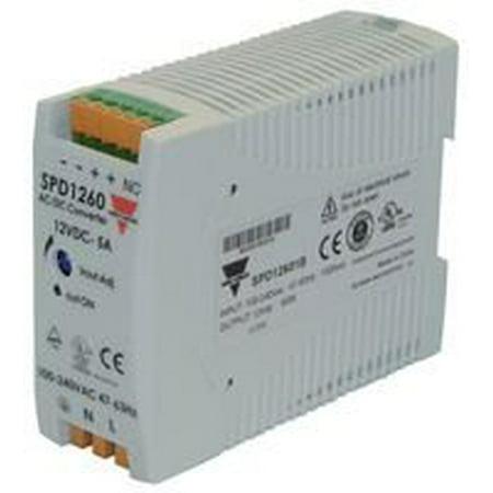 - CARLO GAVAZZI SPD24301 AC-DC CONV, DIN RAIL, 1 O/P, 30W, 1.25A, 24V