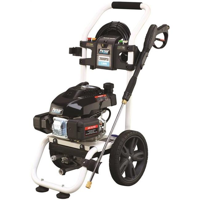 Pulsar Products 5285820 Portable Pressure Washer Gas, 2700 Psi