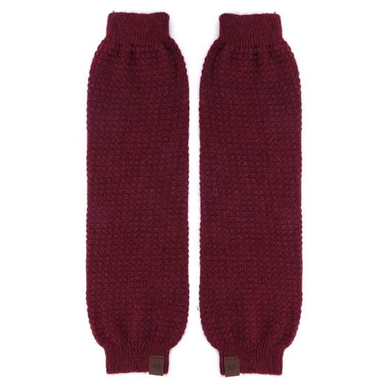 daf2b410a marino-avenue - marino women long knit winter leg warmers