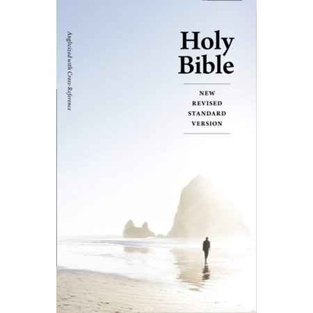 HOLY BIBLE NRSV ANGLICIZED CROSS REFEREN Holy Bible Cross