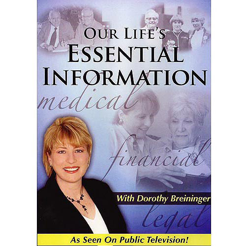 Our Life's Essential Information With Dorothy Breininger