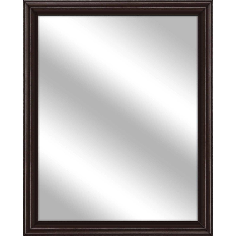 Espresso, Carolina Mirror, 25x31