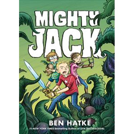 Halloween Jack Book (Mighty Jack - eBook)