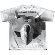 Air Force - Coming At You - Youth Short Sleeve Shirt - Medium