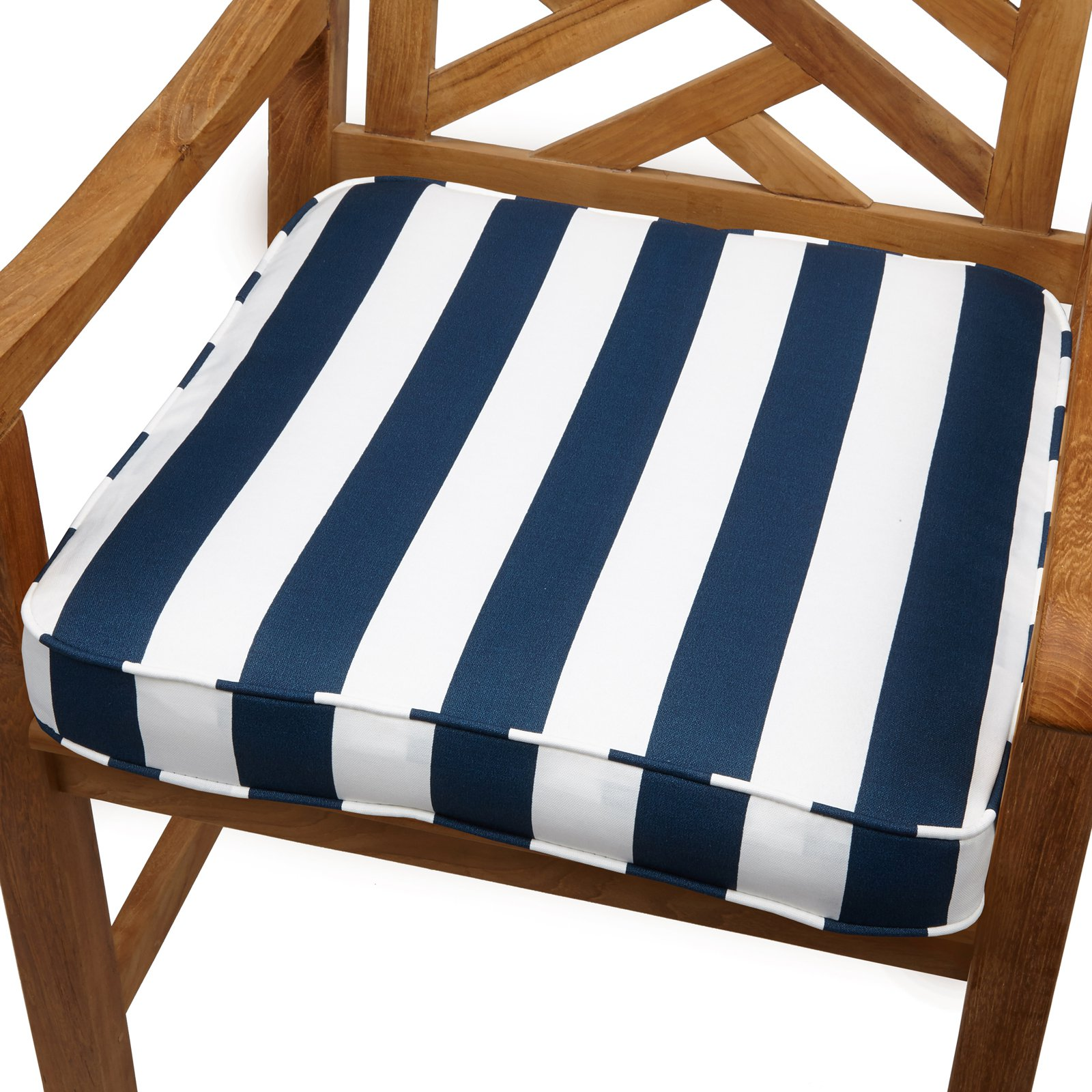 Mozaic Company Chloe Indoor/Outdoor Corded Chair Cushion