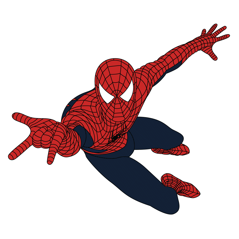 Spider Man Sticker Spider Man Decal Comics Wall Art Spider Man Amazing Vinyl Decal Superhero Kids Room Housewares FN52 Nursery Decor
