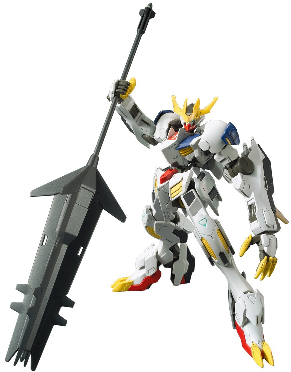 """HG #33 Barbatos Lupus Rex """"Gundam IBO"""" Model Kit (1 144 Scale), Its massive arms that reflect its... by"""