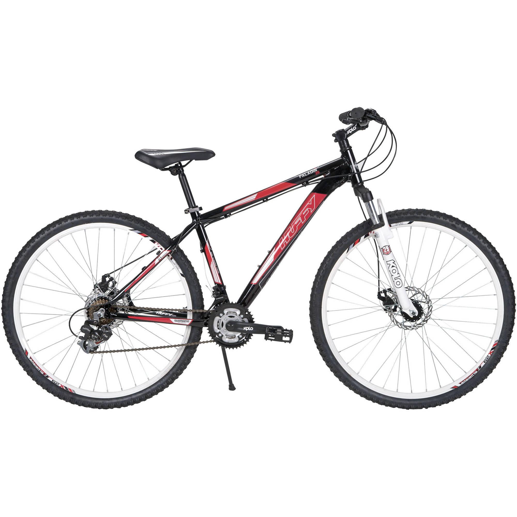 "29"" Huffy Phalanx Men's Mountain Bike, Black"