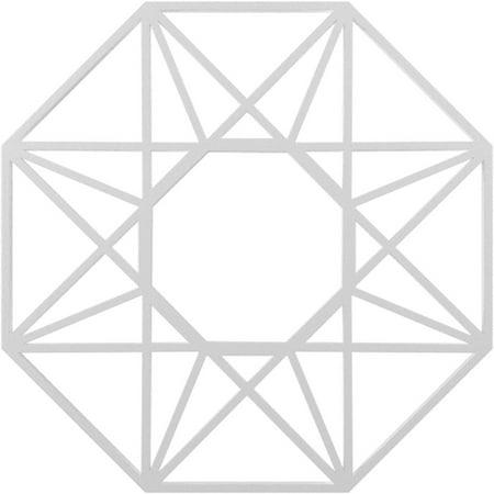 Ekena Millwork 22 OD x 8 1 2 ID x 3 4 P Guardian Architectural Grade