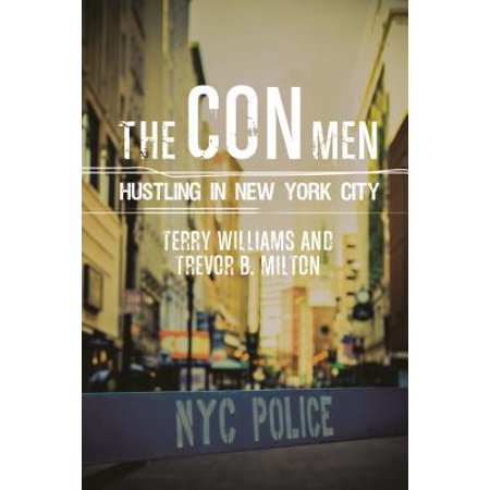Mench On The Bench (The Con Men : Hustling in New York)
