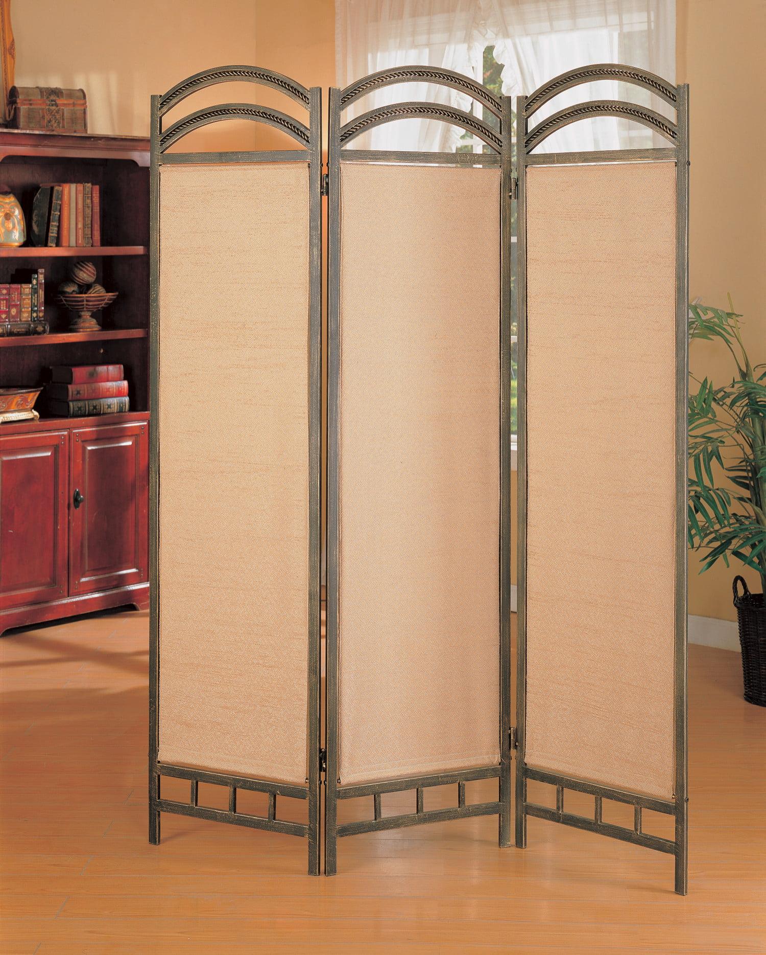 Wildon Home 72 X 56 Oakville Folding 3 Panel Room Divider