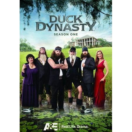 Duck Dynasty: Season 1 (DVD) - Characters In Duck Dynasty