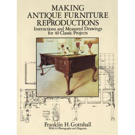 Making Antique Furniture Reproductions - eBook