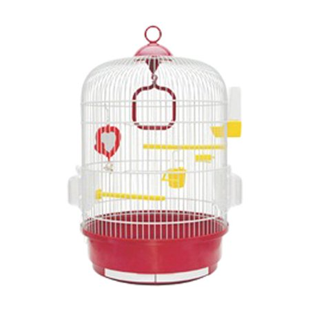 Living World by Hagen Living World Bird Cage with 2 Perches