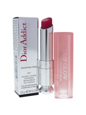 Dior Addict Lip Glow - 007 Raspberry by Christian Dior for Women - 0.12 oz Lip Balm