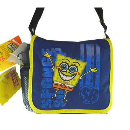 Lunch Bag - Spongebob - Square Pants New Case Boys Gifts 29386