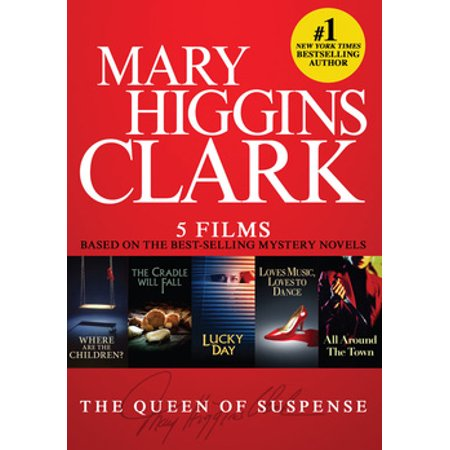 Mary Higgins Clark: Best Selling Mysteries (DVD) (Best Selling Brand Of Cigarettes In Us)