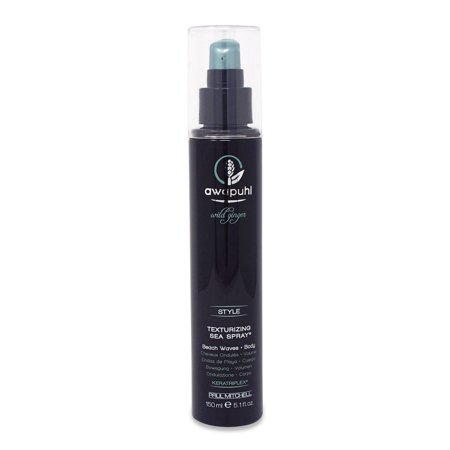 Paul Mitchell Awapuhi Wild Ginger Texturizing Sea Spray Hair Spray, 5.1 (Ginger Flower Spray)