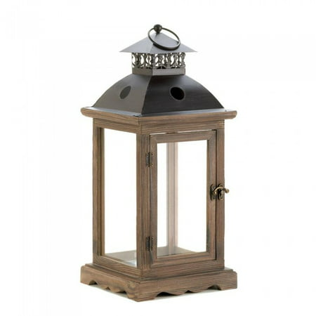 LARGE MONTICELLO CANDLE LANTERN