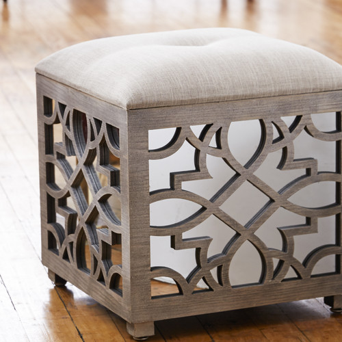 Statements by J Vida Storage Ottoman
