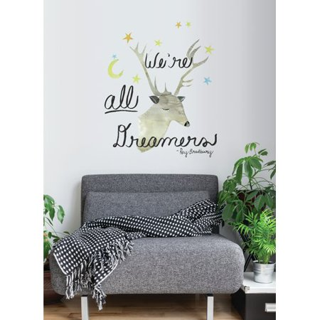 Image of ADZif Blabla All Dreamers Wall Decal