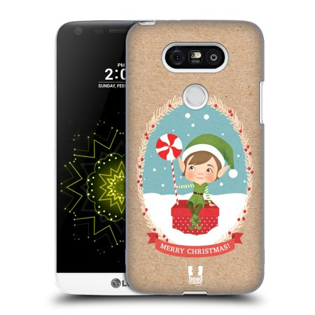 HEAD CASE DESIGNS CHRISTMAS CLASSICS 2 HARD BACK CASE FOR LG PHONES 1