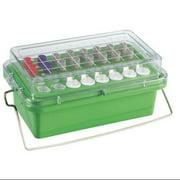 HEATHROW SCIENTIFIC HS120071 Cooler, Polycarbonate, 0.5-2mL