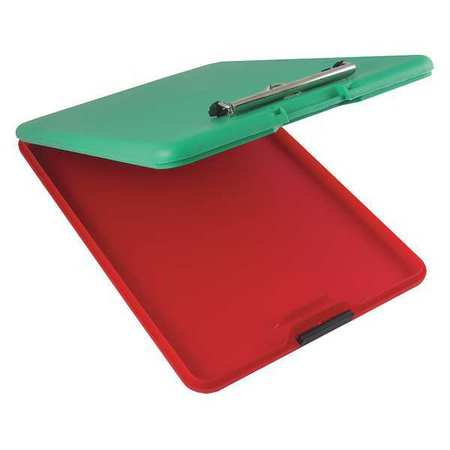 Saunders Redi Rite Portable Desktop (SAUNDERS 00580 Portable Storage Clipboard, LTR, Red/Green)