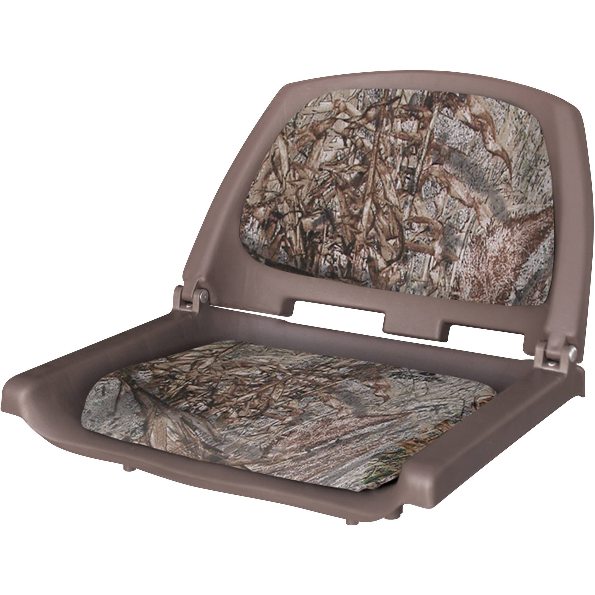Wise Cordura Camo Fabric Thick Foam Cushions Injection-Molded Seat Frame