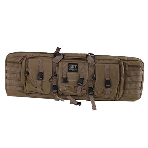 "Bulldog Cases BDT Single Tactical Rifle Case- Tan (37"")"