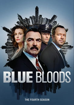 Blue Bloods: The Fourth Season (DVD) by Paramount Home Entertainment