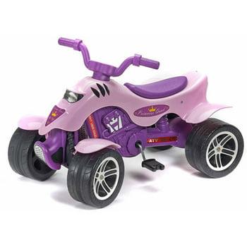 Falk Pedal-Powered Quad