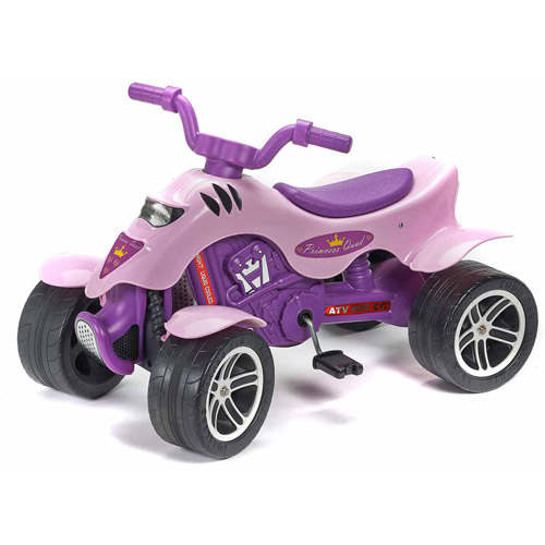Kettler Falk Pedal - Powered Quad, Princess