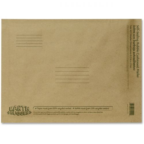 Seal-It Kraft Bubble Mailers