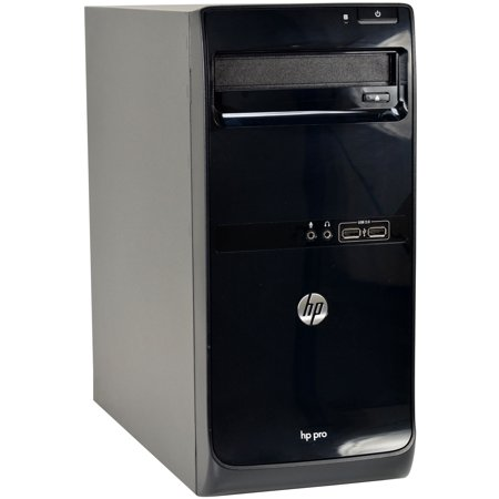 Refurbished HP 3500 Tower Desktop PC with Intel Core i5-3570 Processor, 8GB  Memory, 2TB Hard Drive and Windows 10 Pro