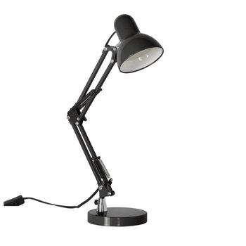 Mainstays 3.5 Watt LED Swing Arm Architect Desk Lamp