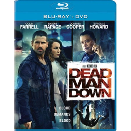 Dead Man Down (Blu-ray) - Male Day Of The Dead