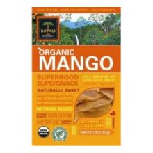 Organic Dried Fruit Mango 1.80 Ounces - (Pack of 12)