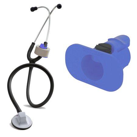 - StatGear S3 Stethoscope Tape Holder for Medical Nurses, Paramedics, EMT, CRNA (BLUE)