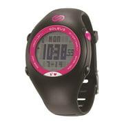 Gps Mini Hrm Blk/pink Watch