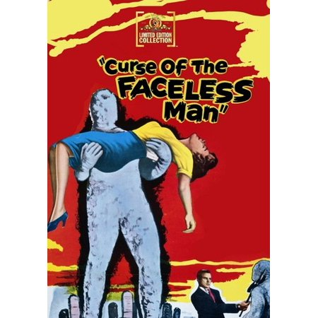 Curse Of The Faceless Man (DVD)](Curse Of Halloween)