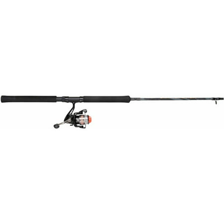 Shakespeare Crappie Hunter Spinning Reel and Fishing Rod Combo
