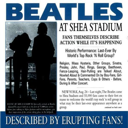 Shea Stadium 1964 Concert Described By Beatle (Best Seats At A Stadium Concert)